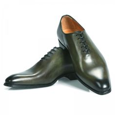 Wholecut Oxford Shoe