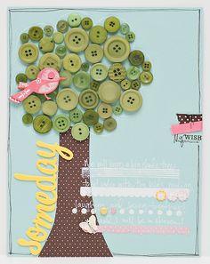 button tree!