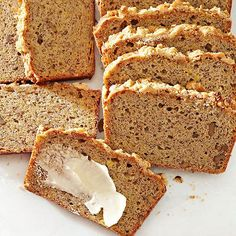 This is the only banana bread recipe you will ever need! More comfort food recipes: http://www.bhg.com/recipes/dinner/comfort-food-recipes/?socsrc=bhgpin092213bananabread&page=17