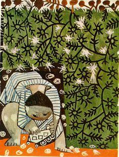 Picasso : Enfant jouant avec un camion. 27-December 1953.