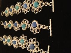 Chain maille: Japanese-weave