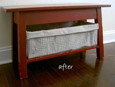 DIY Wire basket using hardware cloth. Simple and budget friendly!
