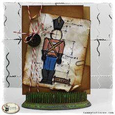 Tammy Tutterow: SA Christmas Blueprint stamps http://tammytutterow.com/2012/12/christmas-blueprints-cards/#
