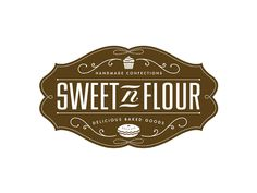 The Urban South » Blog Archive » SWEET N FLOUR – Logo & Stamp