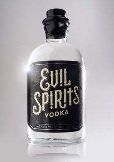 Evil Spirits Vodka mxm