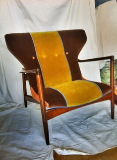 60's Danish Mod chair by boltonk on Etsy, $399.00