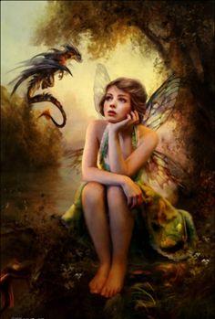 Fantasy Fairy Art,
