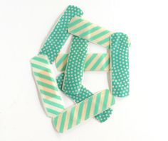Washi Bandages - Stripes, Polka Dot,  Bandage, Washi, Get Well, Kids, Accessories, Gift Idea,  Handmade, Party Favor, Bridal Kit, Birthday