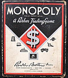 1936 monopoly game