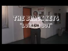 lonely boy by the black keys