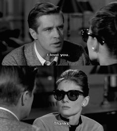 The Breakfast at Tiffany's curve.