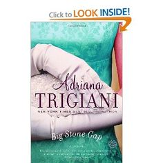 Big Stone Gap--book 1  I love, love, love this trilogy!  It fills my heart every time I read it!
