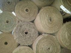 "60"" wide 50 yard length 10 oz natural burlap fabric roll.60"" Wide Burlap - 50 Yard Roll  $110.00  $102.00  Save: 7% off"