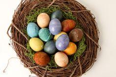 dye, food, dy egg, easter eggs