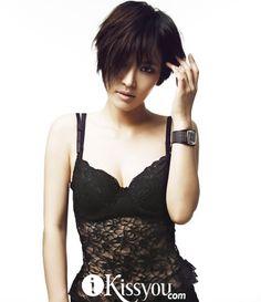 My favorite Korean actress, Kim So Yeon