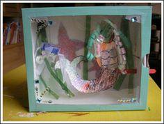 Kids Craft Weekly - Issue 73 - Mermaids