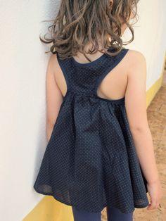 LOL Swing Top - Jennuine Design pattern