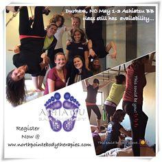 May 1-3 Barefoot basics class in Durham, NC
