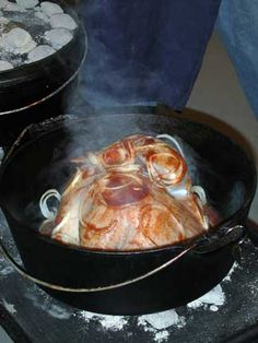 Dutch Oven and Camp Cooking for Family Camping