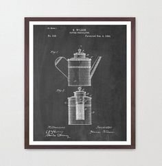 9 Coffee Prints for