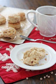 Eggnog Biscuits - Cookie Monster Cooking