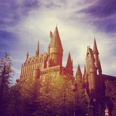 Wizarding World of Harry Potter: Orlando. A repeat visit might be called for soon...