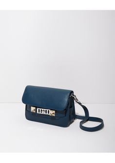 "Proenza Schouler PS11 Mini Classic Bag (Colour: ""Night Club"") | La Garçonne"