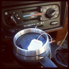 @scottaoren Off in the car.#goodearthtea #original#sweet&spicy#hot#warm