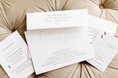 Classic fall wedding featuring our Colette design designed by designsgirl; Photography: Bartek  Magda - www.bartekandmagda.com  Read More: http://www.stylemepretty.com/2014/06/02/classic-fall-canadian-wedding/