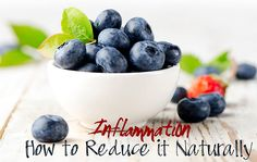 Inflammation - How t