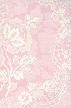 Mixing patterns bedroom wallpaper