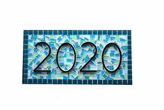 Hey, I found this really awesome Etsy listing at https://www.etsy.com/listing/160030912/mosaic-house-number-sign-in-teal-and