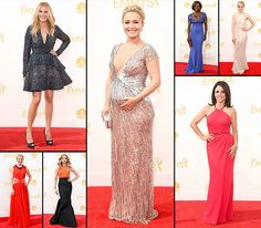 So who came out on top?! See which stars including totally ruled the red carpet at the 2014 Emmy Awards.