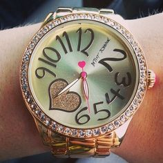 Betsey Johnson bought this today!