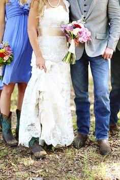 Matt+Wendy {Married}, photo by: Sarah Baker Photos