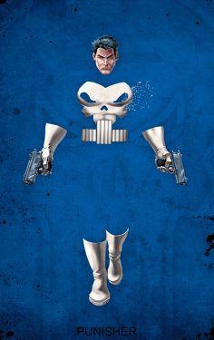The Punisher - Albizu Rondon
