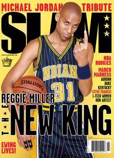 Reggie Miller   Indiana Pacers