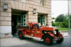 Old Station 36--Fire Station Museum in San Pedro--open Saturdays 10-3