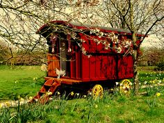 gypsy caravan | Tumblr