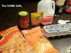 Easy Crock Pot Breakfast Casserole!