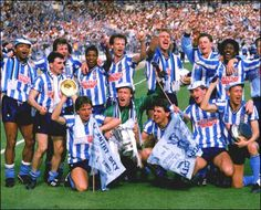 Coventry City win the FA Cup in 1987