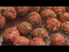 Moroccan spicy meat balls - Rick Stein Cooks - BBC