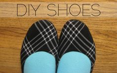 DIY SHOES – PART 1 – INTRO & SUPPLY LIST