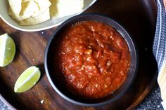 three-ingredient summertime salsa | smittenkitchen.com