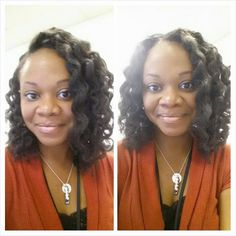Wavy natural hair shared by Tishawn - http://www.blackhairinformation.com/community/hairstyle-gallery/natural-hairstyles/wavy-natural-hair-shared-tishawn/ #naturalhairstyles