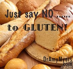 This Is Your Gut On Gluten - Amy Myers, MD Functional Medicine