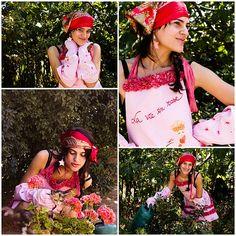 La vie en rose!Una filosofia di vita!  Sto partecipando al contest Stefanel:foulard:you pin,we repin,you win!Votatemi!    stefanel_foulard by alixia88, via Flickr