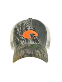 Camo Mesh Back Cap - HIBBETT EXCLUSIVE