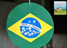 brazil flag amazon
