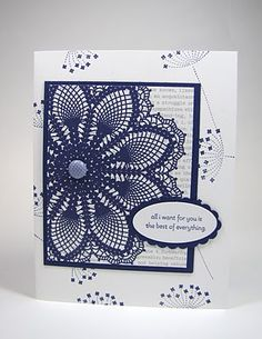 The new doily stamp!